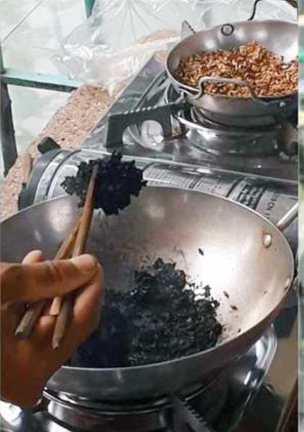 gạo giả, gạo trung quốc, gạo giả Trung Quốc, gạo lạ