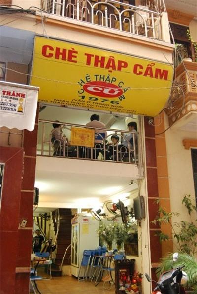 quán cà phê, quán ăn, đông khách, xếp hàng, quán phở, địa điểm ăn ngon ở Hà Nội