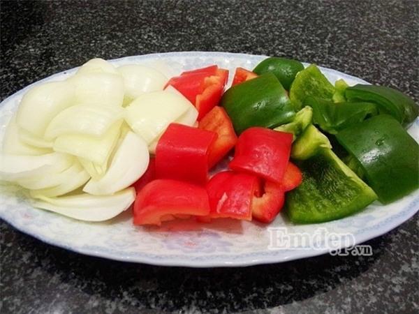 Cách ướp thịt nướng rau củ ngon tuyệt cho cuối tuần trọn vẹn bên gia đình