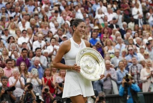 Muguruza lần đầu vô địch Wimbledon