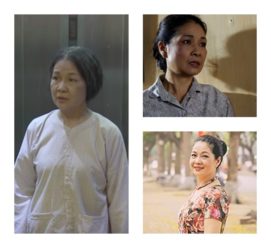 Sống chung với mẹ chồng, Lan Hương, Bảo Thanh, Công Lý, Việt Anh, Anh Dũng