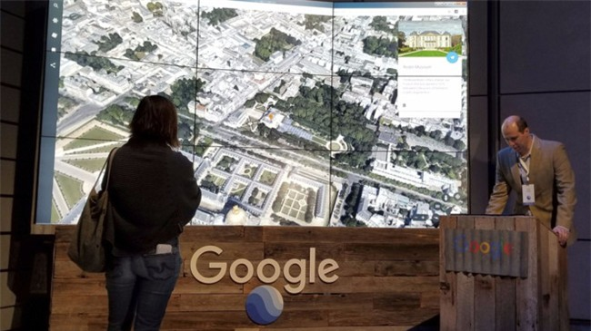 Google Earth co the la mang xa hoi khac biet nhat trong tuong lai hinh anh 1