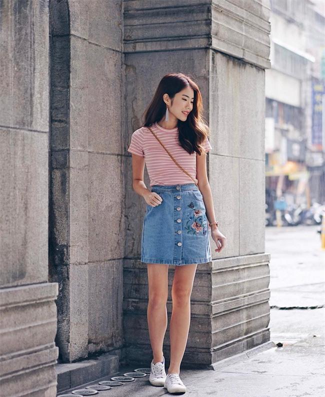 Vóc dáng thấp bé nhưng Song Hye Kyo vẫn luôn mặc đẹp nhờ vào 5 bí kíp này - Ảnh 3.