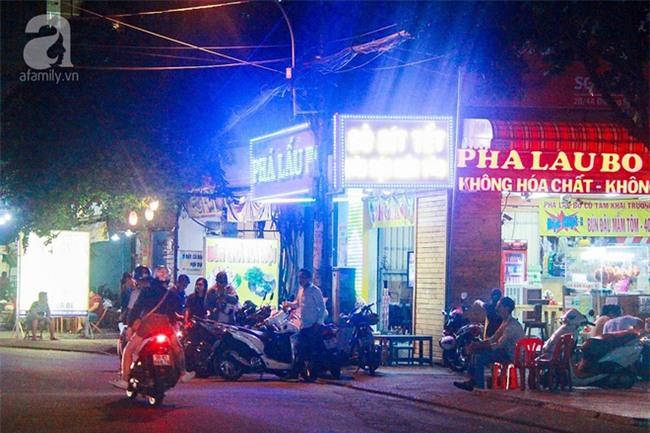 Cận cảnh phố ẩm thực đầu tiên ở Sài Gòn khiến giới trẻ phát cuồng - Ảnh 10.