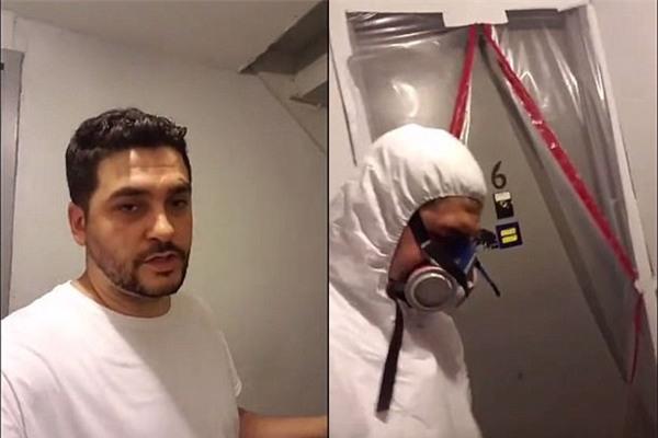 Quản lý tòa nhà tá hỏa khi thấy cảnh tượng ngổn ngang bên trong căn hộ của kẻ thuê nhà bẩn nhất Manhattan, Mỹ - Ảnh 2.