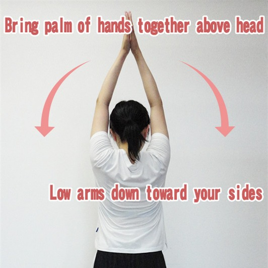 4 bài tập bả vai đơn giản giúp giảm đau vai, đẹp lưng, thon eo - Ảnh 3.