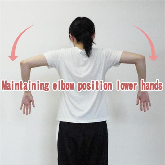 4 bài tập bả vai đơn giản giúp giảm đau vai, đẹp lưng, thon eo - Ảnh 6.