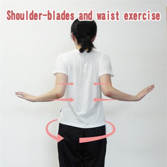 4 bài tập bả vai đơn giản giúp giảm đau vai, đẹp lưng, thon eo - Ảnh 7.