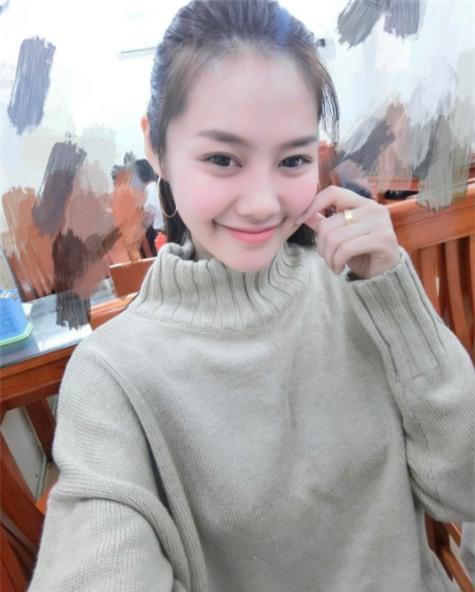 Linh Chi - Bạn gái Lâm Vĩnh Hải gây bất ngờ với dung nhan khác lạ - Ảnh 5.