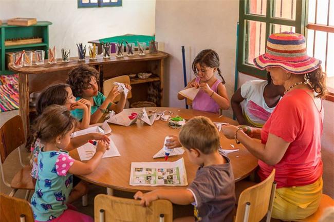 Hơn cả một giấc mơ: Ngôi trường không bảng, không giáo viên và không bài tập về nhà - Ảnh 20.