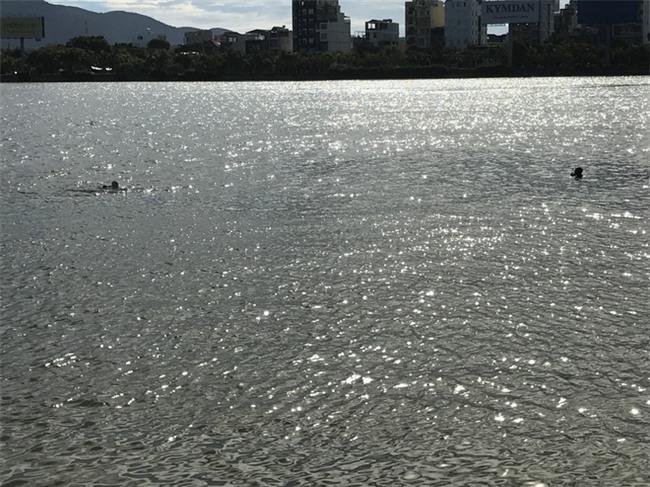 Đà Nẵng: Nhảy xuống sông Hàn cứu cô gái trẻ tự tử, nam thanh niên mất tích - Ảnh 3.