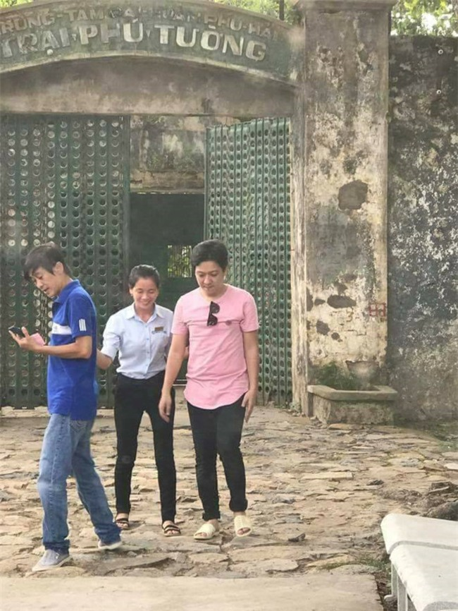 Nha Phuong, Truong Giang lo anh du lich Con Dao giua nghi van chia tay hinh anh 2