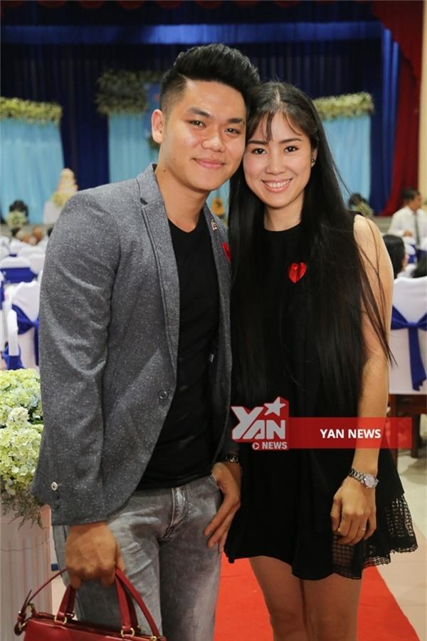 """Cặp đôi thường xuyên """"tay trong tay"""" tại các sự kiện của làng giải trí. - Tin sao Viet - Tin tuc sao Viet - Scandal sao Viet - Tin tuc cua Sao - Tin cua Sao"""