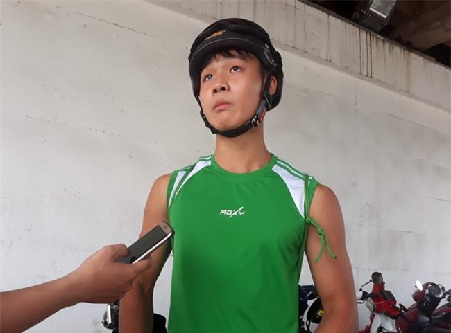 Thanh nien 18 tuoi nhay xuong song Han cuu nguoi: Toi da co het suc hinh anh 1