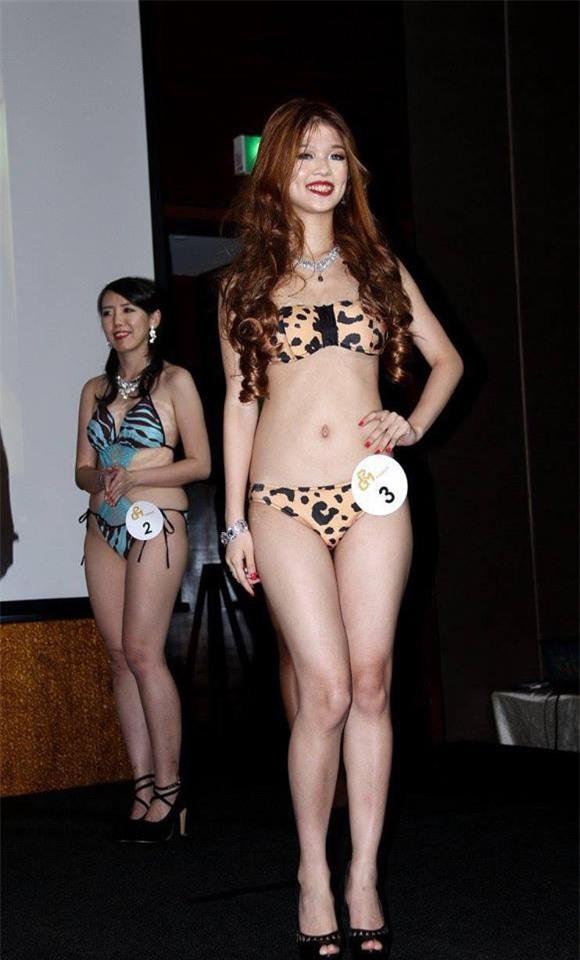 """Vỡ mộng vì mặt mộc, dáng """"một mẩu"""" của Hoa hậu Bikini châu Á 2016 - 4"""