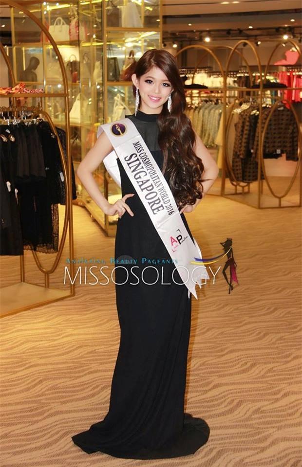 """Vỡ mộng vì mặt mộc, dáng """"một mẩu"""" của Hoa hậu Bikini châu Á 2016 - 9"""