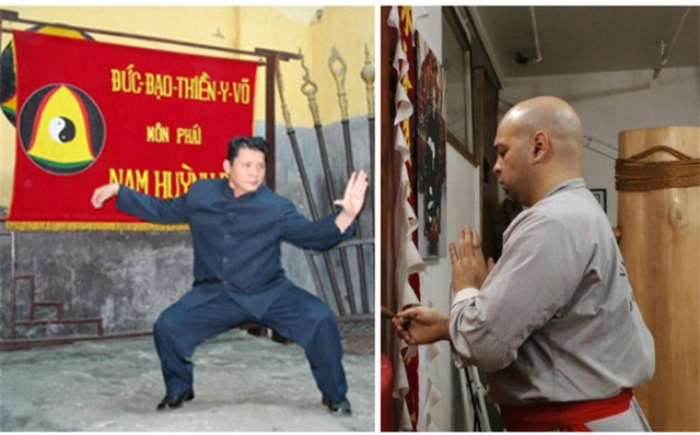 Trận tỉ thí giữa hai võ sư Flores và Huỳnh Tuấn Kiệt gần như không thể diễn ra