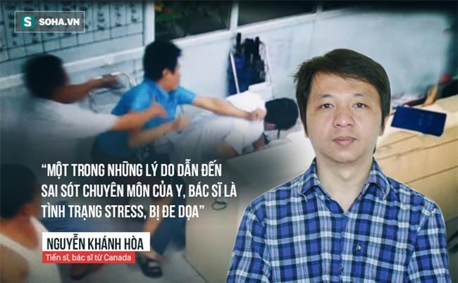 Tại sao tất cả bác sĩ Việt Nam cần tập võ: Những nỗi niềm giống võ sư Châu, võ sư Linh - Ảnh 2.