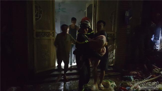 cháy, cháy nhà, hỏa hoạn, Hà Nội, cháy nhà ở Hà Nội