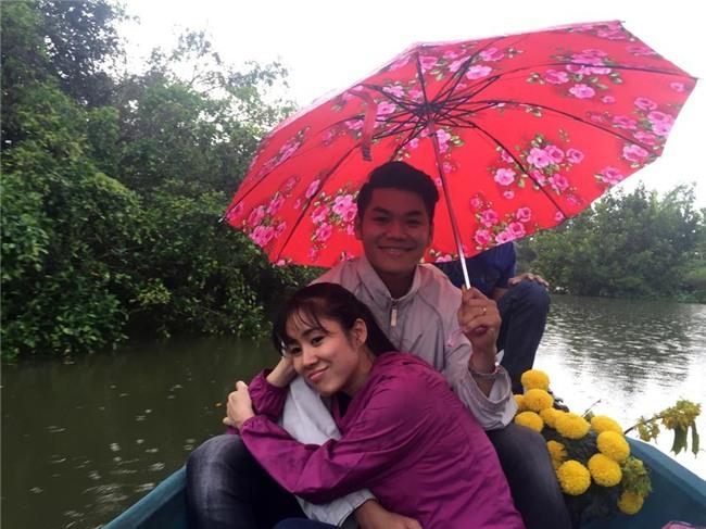 Lê Phương và bạn trai phạm trung kiên kết hôn vào tháng 8-3