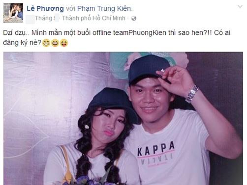 Lê Phương và bạn trai phạm trung kiên kết hôn vào tháng 8-4