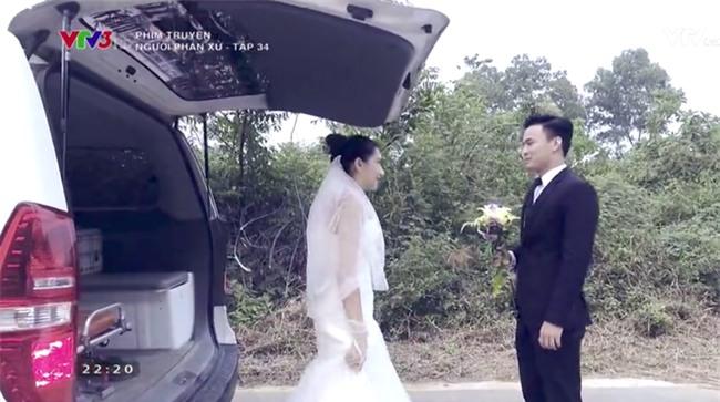 Người phán xử: Đám cưới kì lạ nhưng lãng mạn nhất màn ảnh nhỏ Việt Nam chính là đây! - Ảnh 8.
