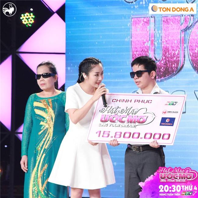 Thạnh Phùng phải dừng lại với phần thưởng 15,8 triệu đồng