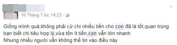 """nuoi 2 con chua den 2 trieu dong/ thang, me bim sua khien dan mang """"nhay dung"""" vi hu cau - 10"""