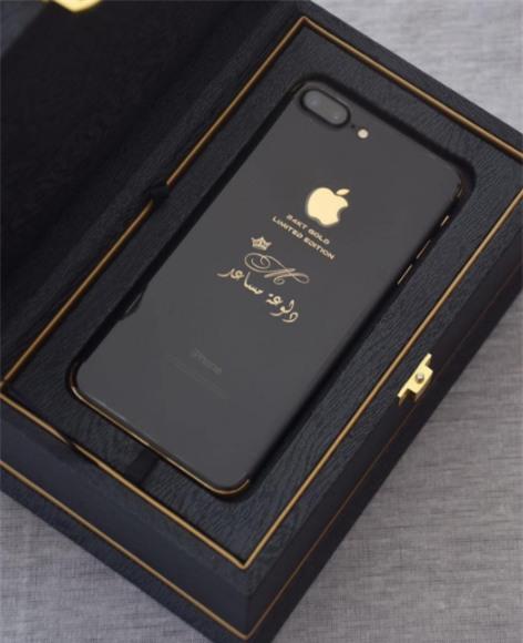 Tại thành phố xa hoa Dubai, iPhone cũng phải sang chảnh đến mức này mới chịu được - Ảnh 6.