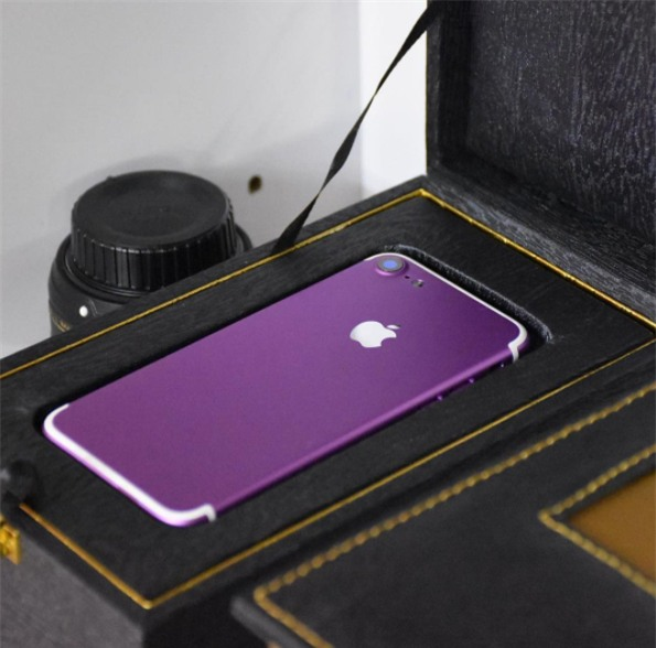 Tại thành phố xa hoa Dubai, iPhone cũng phải sang chảnh đến mức này mới chịu được - Ảnh 8.