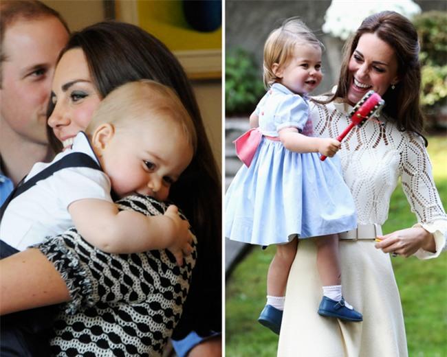 Cách dạy con vô cùng nghiêm khắc của cặp vợ chồng Kate Middleton khiến cả thế giới phải chú ý - Ảnh 2.