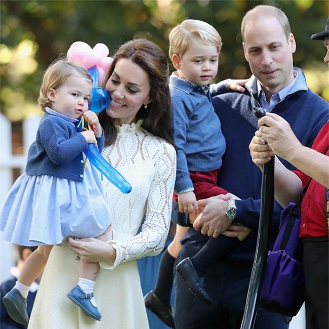 Cách dạy con vô cùng nghiêm khắc của cặp vợ chồng Kate Middleton khiến cả thế giới phải chú ý - Ảnh 6.