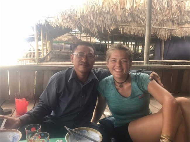 Cô gái Tây nói điều khiến người Việt nở mặt sau khi bị mất xe đạp đi xuyên đất nước - Ảnh 3.