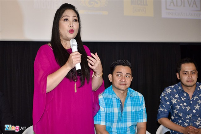 Ro ri doan ghi am Cat Phuong che phim cua Hong Van va Hoai Linh hinh anh 2