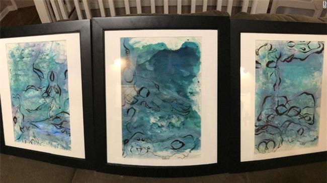 Gia đình tìm ra nguyên nhân tự tử của con qua những bức vẽ Cá voi xanh và lời cảnh báo cho cha mẹ - Ảnh 1.