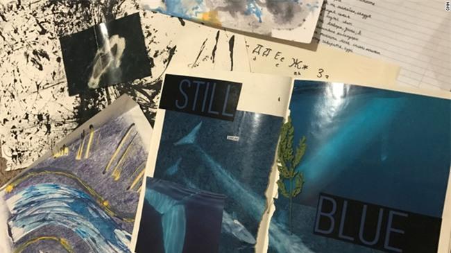 Gia đình tìm ra nguyên nhân tự tử của con qua những bức vẽ Cá voi xanh và lời cảnh báo cho cha mẹ - Ảnh 5.