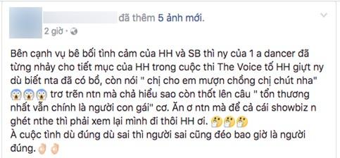 Soobin Hoàng Sơn, Hiền Hồ, sao việt