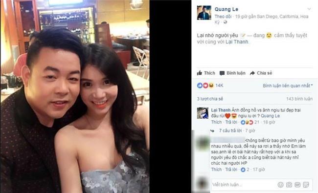 Quang Lê, Thanh Bi chia tay vẫn ngủ cùng nhau: Yêu hay trò đùa? - 5