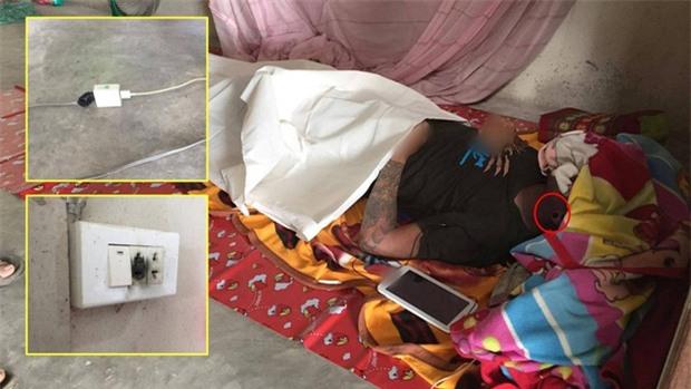 Nghe nhạc từ Ipad đang sạc pin trong khi ngủ, chàng trai Lào xấu số tử vong tại chỗ - Ảnh 1.