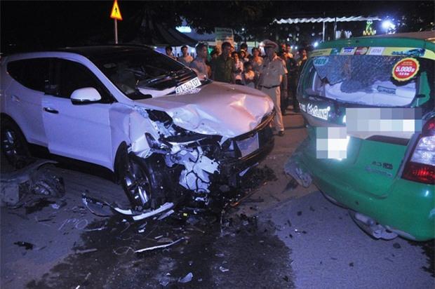 Vụ xe điên tông 12 phương tiện, khiến 2 người chết: Tài xế say xỉn chạy quá tốc độ - Ảnh 1.
