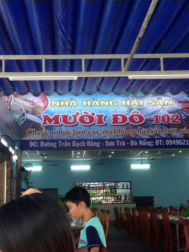Du khách tố bị chặt chém hơn 6 triệu đồng cho một bữa ăn, nhà hàng hải sản ở Đà Nẵng nói gì? - Ảnh 3.