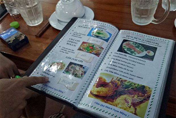 Du khách tố bị chặt chém hơn 6 triệu đồng cho một bữa ăn, nhà hàng hải sản ở Đà Nẵng nói gì? - Ảnh 4.