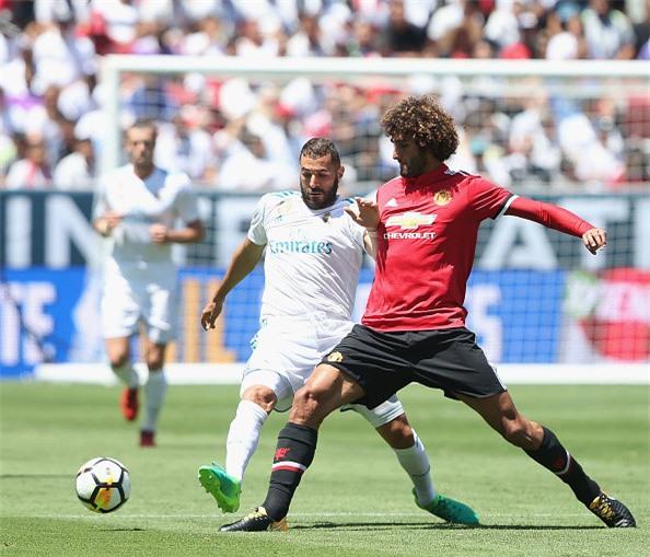 Gareth Bale cung dan sao Real gay that vong khi doi dau MU hinh anh 1