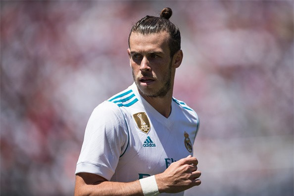 Gareth Bale cung dan sao Real gay that vong khi doi dau MU hinh anh 2