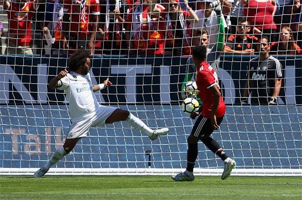 Gareth Bale cung dan sao Real gay that vong khi doi dau MU hinh anh 5