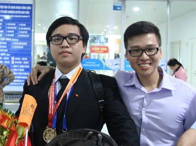Olympic Toán quốc tế, Olympic Vật lý quốc tế, Olympic Hoá quốc tế, học sinh giỏi, IMO