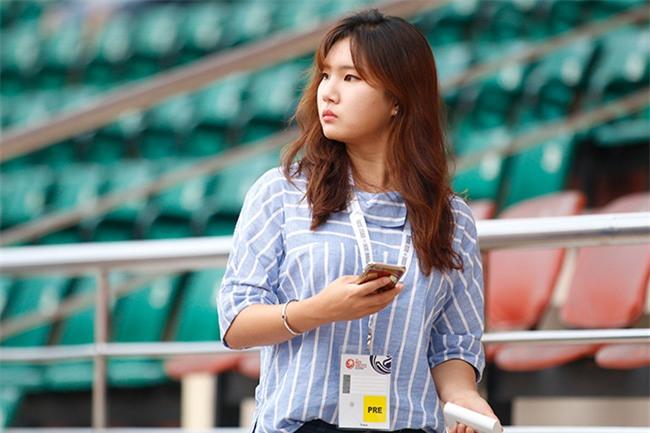 """Nữ phóng viên xinh đẹp Hàn Quốc """"phải lòng"""" Công Phượng - 4"""