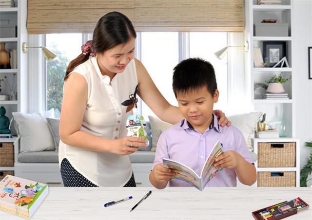 """4 """"điểm tựa"""" giúp bé… tập trung học - Ảnh 2."""