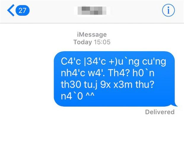 7 thói quen xấu xí khi nhắn tin bạn nên bỏ ngay nếu không muốn bị ghét - Ảnh 5.