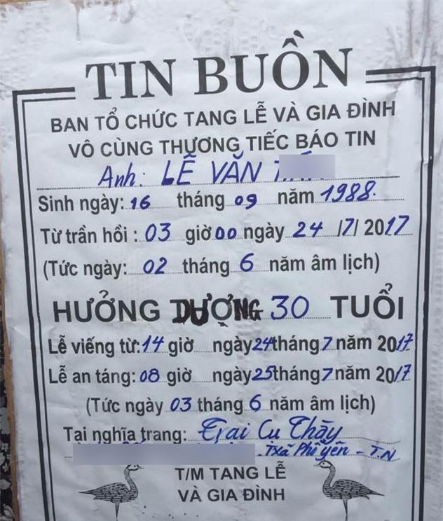 Hà Nội: Cảnh sát xác định nam ca sĩ nhảy từ tầng 10 tự tử do nợ nần tiền bạc - Ảnh 4.